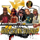 Raving & clean King Crown Sounds Dancehall Quickmix 2015