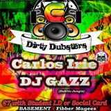 The Dirty Dubster @ The Energy Collective 30th Nov 2012 - Ft DJ Carlos Irie -and Dj Gas