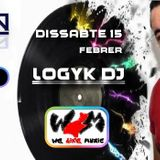 Logyk Dj @ Michigan Girona - Sábado 15 Febrero 2k14