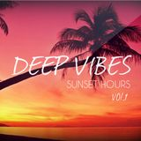 DEEP VIBES - SUNSET HOURS - VOL. I