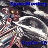 Space Monkey - PsyOn 18