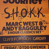 S.H.O.K.K. HardTrance Classics Live Mix (Journey 12th Birthday @ Clwb Ifor Bach (Cardiff) May 2016