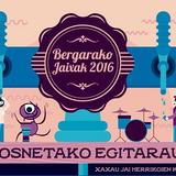 Alain Elektronische, Landerground & Balza @ Bergarako Jaixak 2016 House&Disco Madness