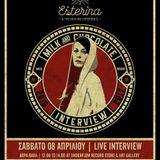 Dora Vaka Radioshow on Milk 'n' Chocolate Radio with Esterina (08.04.2017)
