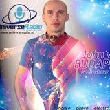John von Wh1te - BUDAPEST LIVE! radioshow (127.)