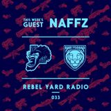 THE PARTYSQUAD PRESENTS - REBEL YARD RADIO 033