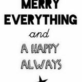 Merry Everything, Happy Always 2014