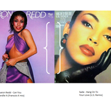 Sharon Redd - Can You Handle It (Francois K mix) VS  Sade ‎– Hang On To Your Love (U.S. Remix)
