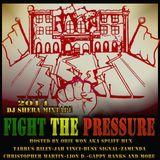 DJ SHERA -FIGHT THE PRESSURE- mixtape 2014