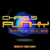 CHRIS,S FUNKY DANCE MIX 30 ft kyle, pink, ramz, clean bandit and more