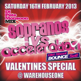 Pete Monsoon - Sopranos v Acceleration @ WN1 (February 2013)