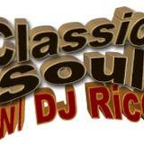 DJ Rico - Classic Soul Show June 15 2018 Hour 01
