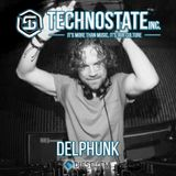 Guest mix by Delphunk for TECHNOSTATE INC. Showcase 36@Diesel.fm