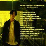 HIKARU TAKAI @ KOENJI SESSION  22th December 2017