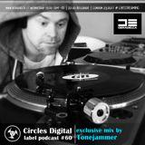 Circles Digital Label Podcast #60  Tonejammer