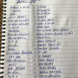 April 30th 2017 - Drum & Bass Mix