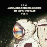 AlliWannaDoIsMakeYouDance Vol.16 b2b w/ Starward