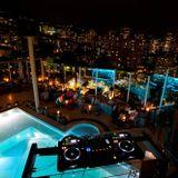 Masca b2b Jim Galarza rooftop Medellin