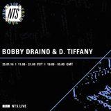 Bobby Draino & D. Tiffany (live from Vancouver) - 25th January 2016