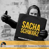 Sacha Schwarz Exclusive mix for Yoodj's