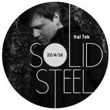 Solid Steel Radio Show 22/4/2016 Hour 2 - Ital Tek