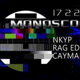 Dj Nkyp 17,2,2017  Vacuum Art bar MONOSCAPE