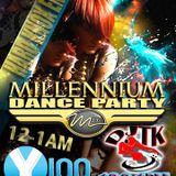 MILLENNIUM MIX ///DJ TK/// TABLEMANNERZ DJS. HARD KNOX ENT.