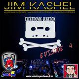 Electronic Jukebox Radioshow by Jim Kashel (Episode 4 - 14-07-2013) www.electropostaway.es