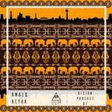 VSION Podcast 07 - Knal&Alyaa [From Africa To Berlin]