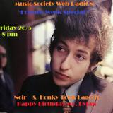 Noir & Honky Tonk Lagoon Bob Dylan 20/5/2016