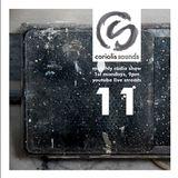 radio coriolis 11 - by james & ced