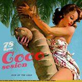COCONUT SESSION / 78 RPM / MUSICA GATUNA