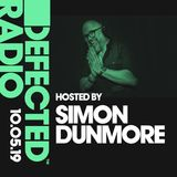Defected Radio Show presented by Simon Dunmore - 10.05.19