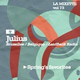 LAMXIETTE#73 JULIUS (LaidBack Radio)