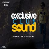 Exclusive Club Sound Podcast 042 mixed by Álvaro Albarrán