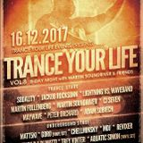 Martin Soundriver @ Live in  Trance Your Life Vol.8 B-DAY Night & Friends