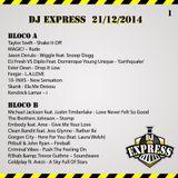 DJ Express - Programa #01 - 21/12/2014