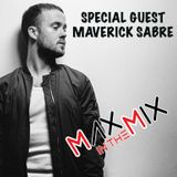 Max In The Mix!! Maverick Sabre is hanging! Exclusive album chat!