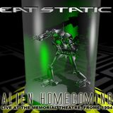 Eat Static - Alien Homecoming: Live At The Memorial Theatre In Frome November 11th, 1994