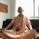 Su Santidad Guru-Prasad Swami - El corazón y el alma sumergidos constantemente en Krishna