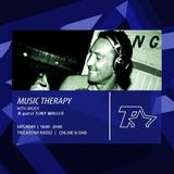 Trickstarradio listen again -'Music Therapy' with Brody and special guest Tony Waller 22nd Feb2020