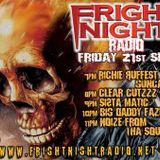 Frightnight Radio - Return Of The Fazey 21.9.18