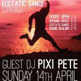 Ecstatic Dance Cornwall Launch