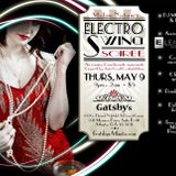 Setlist for Electro Swing Soiree 5-9-13