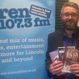 Chris Kirkwood on Siren FM