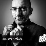 Soundwall Podcast #200: Sven Väth