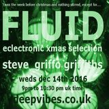 'FLUID' WITH STEVE GRIFFO - WEDS DEC 14TH 2016 - DEEPVIBES.CO.UK