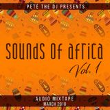 Sounds of Africa Vol. 1