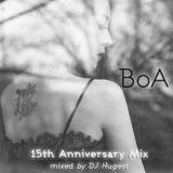 BoA 15th Anniversary Megamix -2001>>>2015-