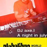 DJ axe.l - A night in July